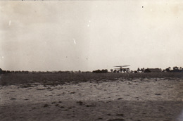 Photo 1915 Un Avion Allemand Au Décollage, Aviation (A196, Ww1, Wk 1) - 1914-1918: 1st War