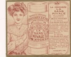 CALENDRIER 1912 Illustration Carte CHER 18 Berry Bourges St Amand Vierzon CHICOREE LA SANS RIVALE HAQUET à LILLE 59 - Calendars