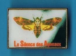PIN'S //  ** CINEMA / FILM / LE SILENCE DES AGNEAUX ** - Films