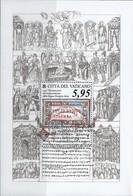 PIA  -  VATICANO - 2018 : 1150° Anniversario Del Riconoscimento Della Lingua Liturgica Slava - Blocchi E Foglietti