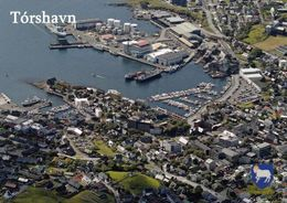 1 AK Färöer Faroe-Islands * Blick Auf Tórshavn - Hauptstadt Der Färöer - Tórshavn Liegt Auf Der Insel Streymoys * - Faroe Islands