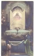 Devotie - Devotion - Communie Communion - Robert Jacquet - Antwerpen 1934 - Communion