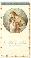 Devotie - Devotion - Communie Communion - Grégoire Staes - Antwerpen 1926 - Communion