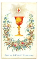 Devotie - Devotion - Communie Communion - Josephine Schuermans - Anvers Antwerpen 1876 - Communion