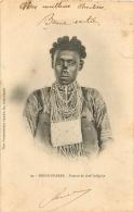 DIEGO SUAREZ  FEMME DE CHEF INDIGENE - Madagascar