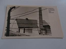 B692  Buchenwald Cm14x9 Non Viaggiata - Non Classificati