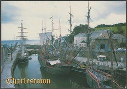 Charlestown, Cornwall, 2003 - John Hinde Postcard - England