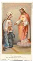 Devotie - Devotion - Communie Communion - Charles Thirion - Borgerhout 1930 - Communion