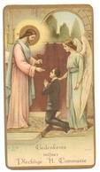 Devotie - Devotion - Communie Communion - Françoise Van Landuyt - Deurne 1928 - Communion
