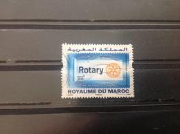 Marokko / Maroc - 110 Jaar Rotary (9.00) 2016 - Marokko (1956-...)