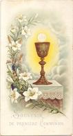 Devotie - Devotion - Communie Communion - Hilda Craen - 1890 - Communion