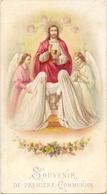 Devotie - Devotion - Communie Communion - Hilda Craen - église St Joseph 1896 - Communion