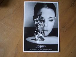 Carte Gaultier A/patch - Perfume Cards