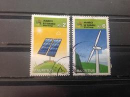Mauritius / Maurice - Complete Set Duurzame Energie 2013 - Mauritius (1968-...)