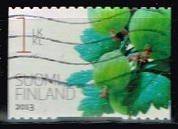 Finnland 2013, Michel# 2228 O Gooseberry (Ribes Grossularia) - Gebraucht