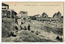 CPA 44 LE CROISIC La Plage De Port Lin - Le Croisic