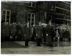 PHOTO DE PRESSE LYON ANCIENS COMBATTANTS RESISTANTS REMISE DE DECORATION - Photographs
