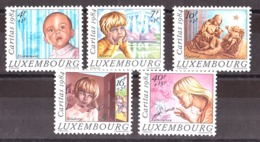 Luxembourg - 1984 - N° 1062 à 1066 - Neufs ** - Caritas - Neufs