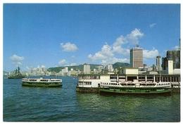 HONG KONG : STAR FERRY - China (Hong Kong)