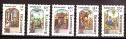 Luxembourg - 1986 - N° 1113 à 1117 - Neufs ** - Caritas - Neufs