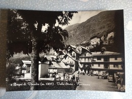 42TO ) Cartolina Di Vinadio - Italie
