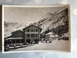 45TO ) Cartolina Di Pialpetta - Italie