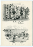 EASTBOURNE : HADDON HALL HOTEL - Eastbourne