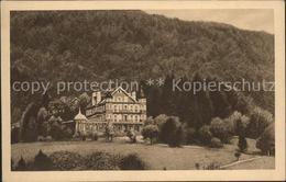 """41593432 Bad Herrenalb Walderziehungsheim """"Falkenburg"""" Bad Herrenalb - Bad Herrenalb"""