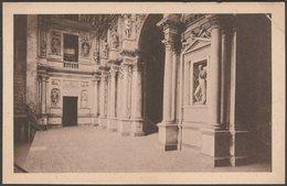 Dettaglio, Teatro Olimpico, Vicenza, Veneto, C.1930s - Chiovato Cartolina - Vicenza