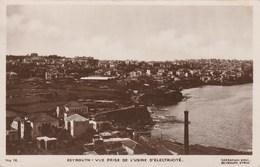 BEYROUTH Vue Prise De L'usine D'electricite 907G - Lebanon