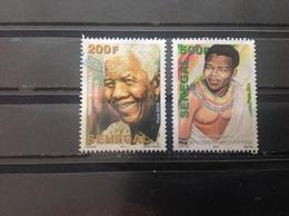 Senegal - Complete Set Nelson Mandela 2014 - Senegal (1960-...)