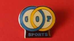 Pin's   C O P   Sports - Associations
