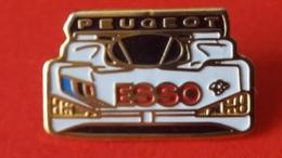 Pin's   Peugeot   905 - Peugeot