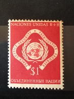 NATIONS UNIES - N° 11 - Neuf** - New York - Sede De La Organización De Las NU