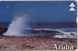 TARJETA TELEFONICA DE ARUBA. 511C, NORTH COAST (006) - Aruba