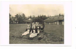 BRASSCHAAT Kasteel  Het Kruishof  Duitse Bezetting 14/18 Fotokaart - Brasschaat