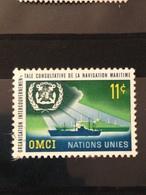 NATIONS UNIES - N° 139 - Neuf** - Nuevos