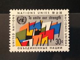 NATIONS UNIES - N° 105 - Neuf** - Nuevos