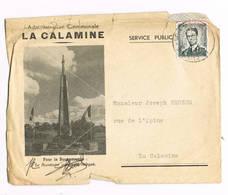LA CALAMINE  Enveloppe Communale - La Calamine - Kelmis