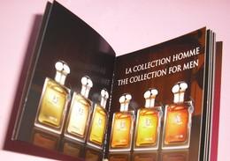 EISENBERG * LITTLE BOOK  Ca, 8,2 X 8,2 Cm - Perfume Cards