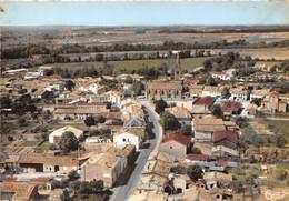 33-SAINT-CIERS-SUR-GIRONDE-VUE GENERALE AERIENNE - France