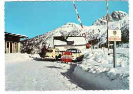 Österreich - Nassfeldpass - Gailtal - Kärnten - Österr. Italienische Grenze - Cars - Autos - VW Kaefer - Österreich