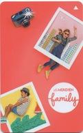 Jolie Série : Le Méridien Family - Hotel Keycards