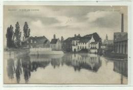 Brugge - Bruges - Porte De Damme , Groene Letters Reeks Zeldzaam - Brugge