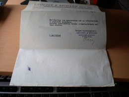 Novi Sad Czoczek Reimann  Gradjevinsko Preduzece 1919 - Other