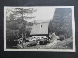 AK Bosruckhütte Spital Am Pyhrn  B. Kirchdorf Ca.1930 //  D*32468 - Spital Am Phyrn