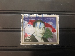 Libanon / Liban - President Fouad Chebab (1400) 2006 - Libanon