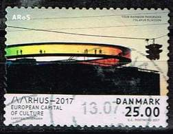 Dänemark 2017, Michel# 1916 O     Aarhus - European Capital Of Culture 2017 - Denmark
