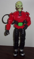 Figurine Vintage Action Man - X Robot - 2003 - Unclassified