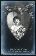 B4793 - Mode - Hübsche Junge Frau Porträt - Pretty Young Women - Photographie
